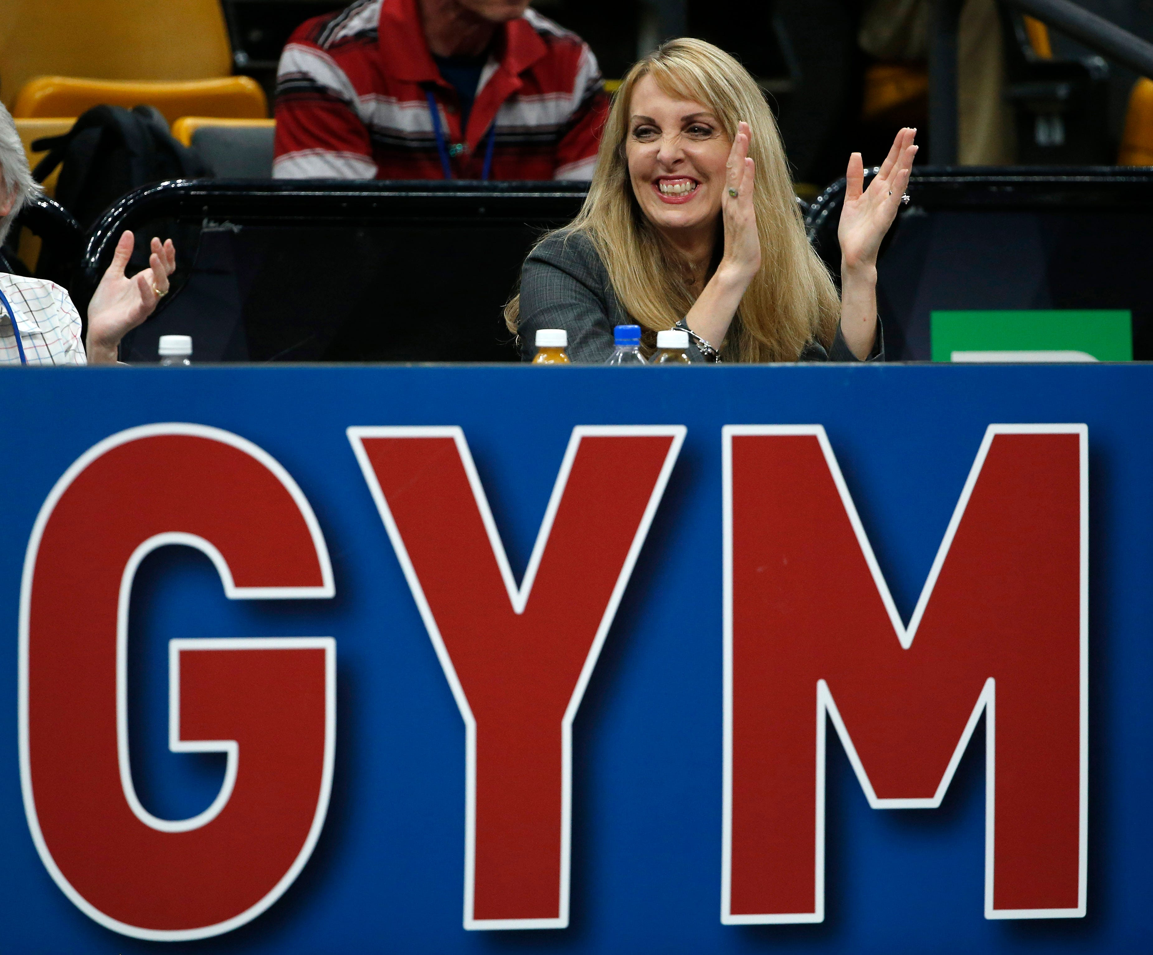 USA Gymnastics CEO needs to realize buzzwords won't fix crisis sparked by Larry Nassar