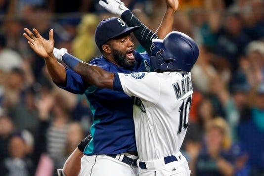 Usp Mlb Los Angeles Dodgers At Seattle Mariners S Bba Sea Lad Usa Wa