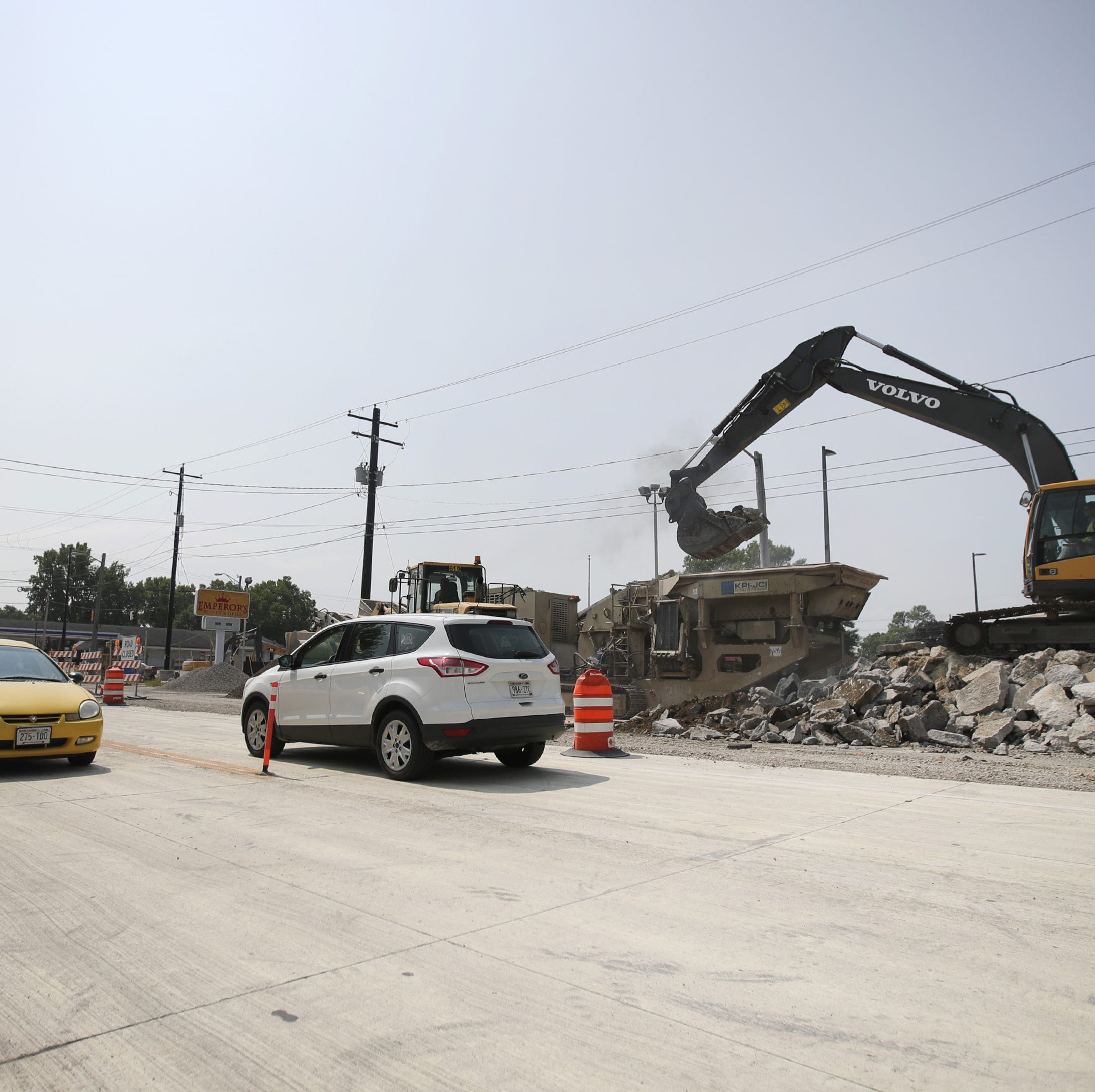 The Buzz: Road construction schedules deciphered