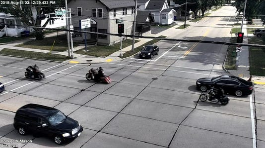 Motorcycle Riders 2 August 18 2018