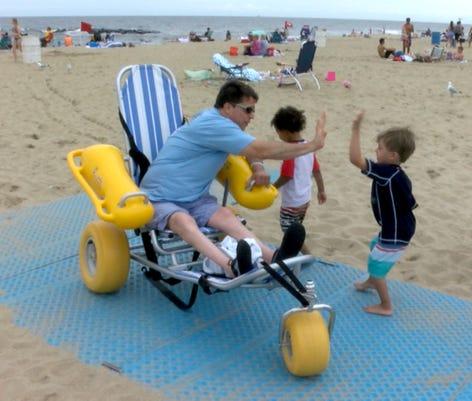 Asb 0821 Handicap Beach