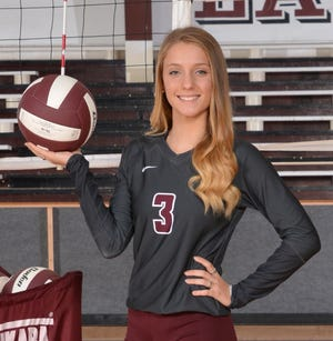 Hawley volleyball senior Hannah Rule is Big Country Player of the Week.