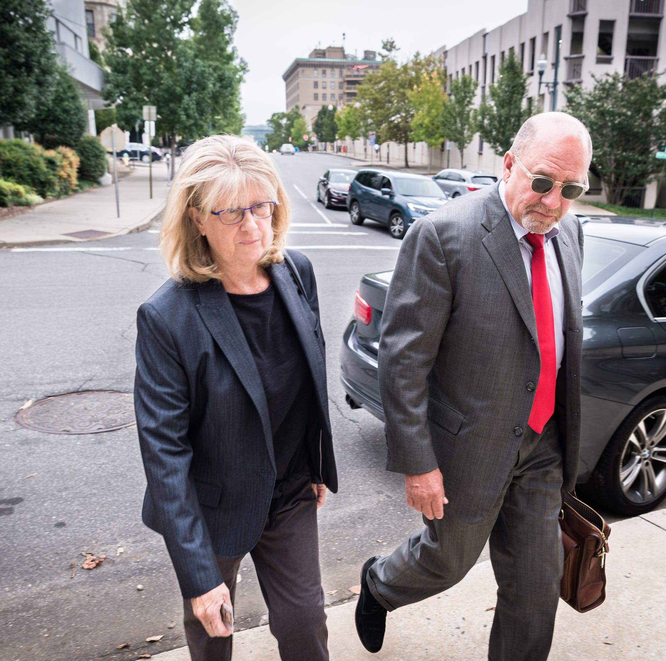 Ex-Buncombe managers plead not guilty to contractor kickback allegations