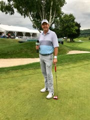 Dick's Open champion Bart Bryant and the putter that was so valuable along the way.