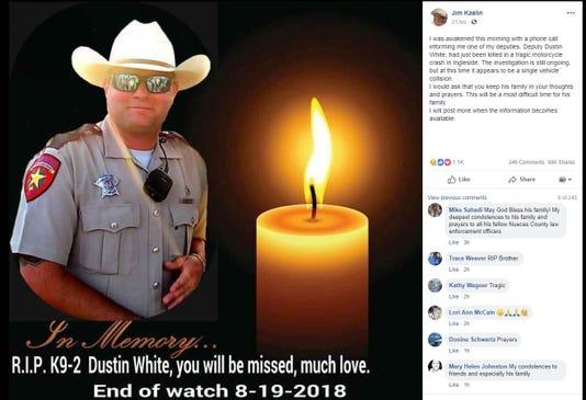 Deputy Fb Post
