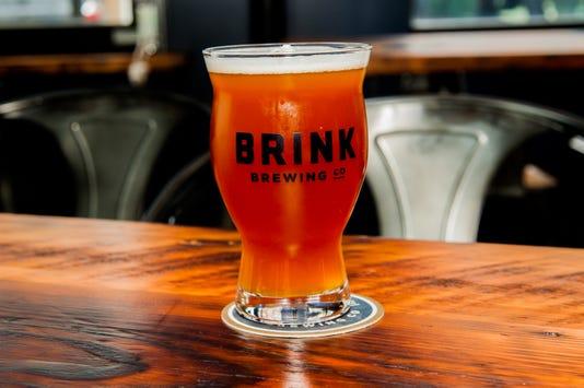 Brink Brewing Beer