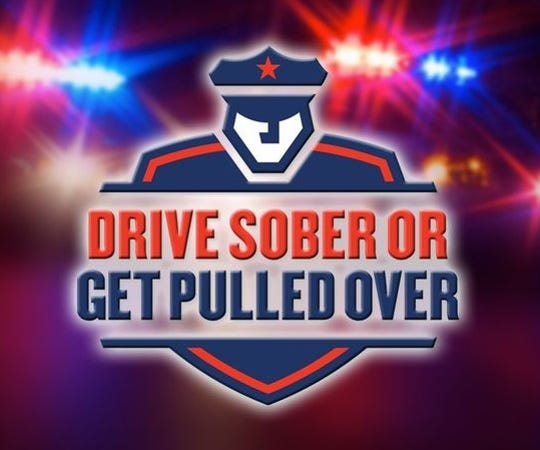 """The 2018 """"Drive Sober or Get Pulled Over"""" Statewide Labor Day Crackdown began Thursday, Aug. 16, and concludes on Tuesday, Sept. 4."""