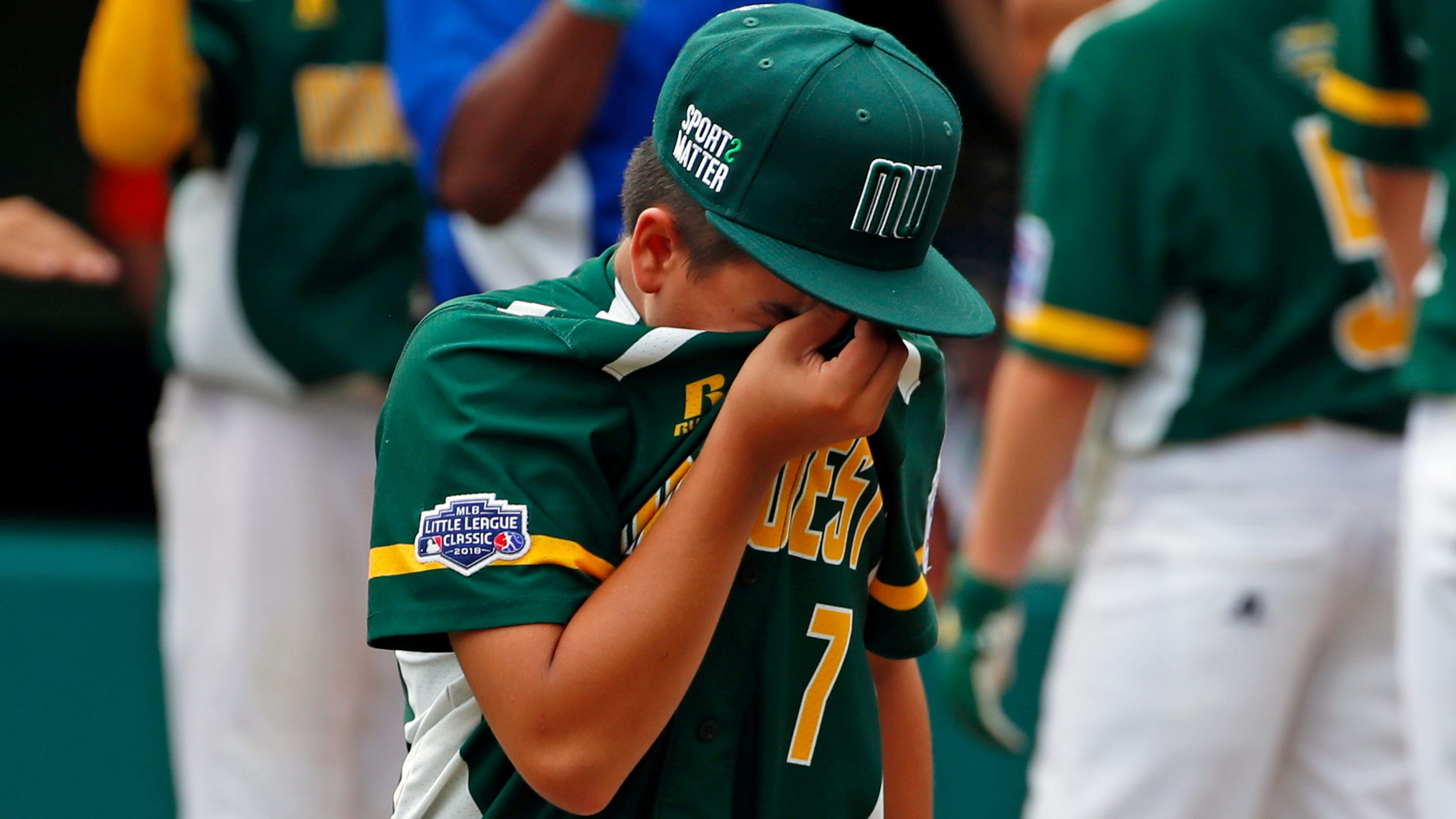Little League World Series: Iowa's Grandview eliminated by Michigan