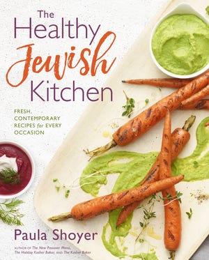 The Healthy Jewish Kitchen cookbook