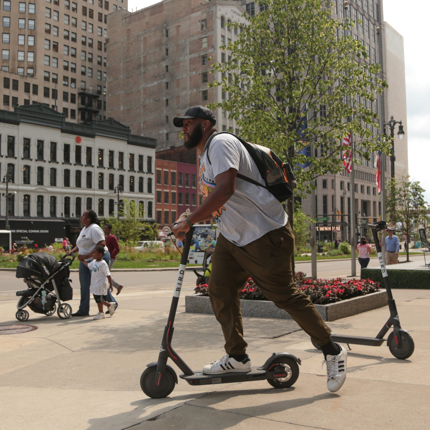 Ann Arbor confiscates Bird scooters for violating ordinance