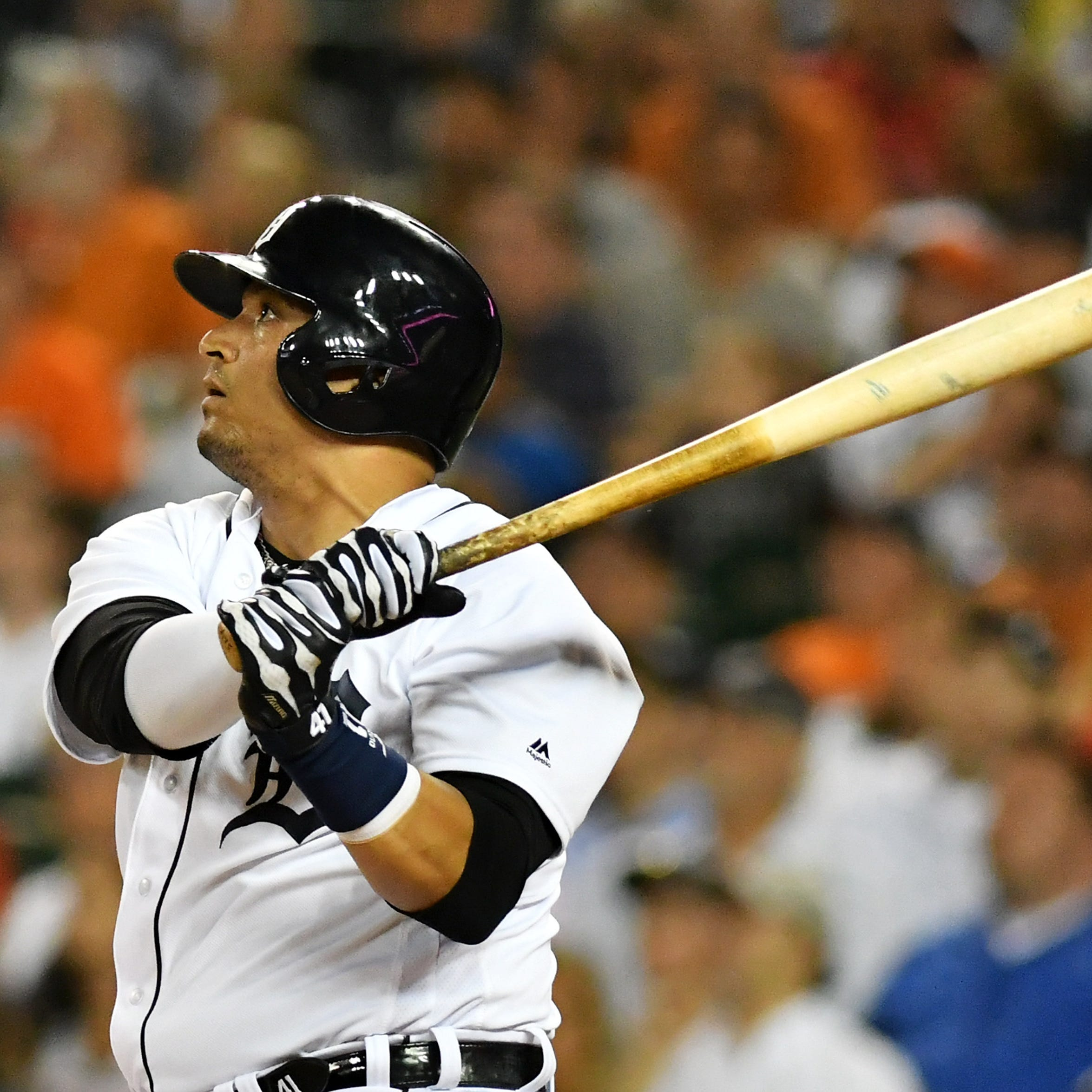 No World Series ring, but no regrets for Tigers' Victor Martinez