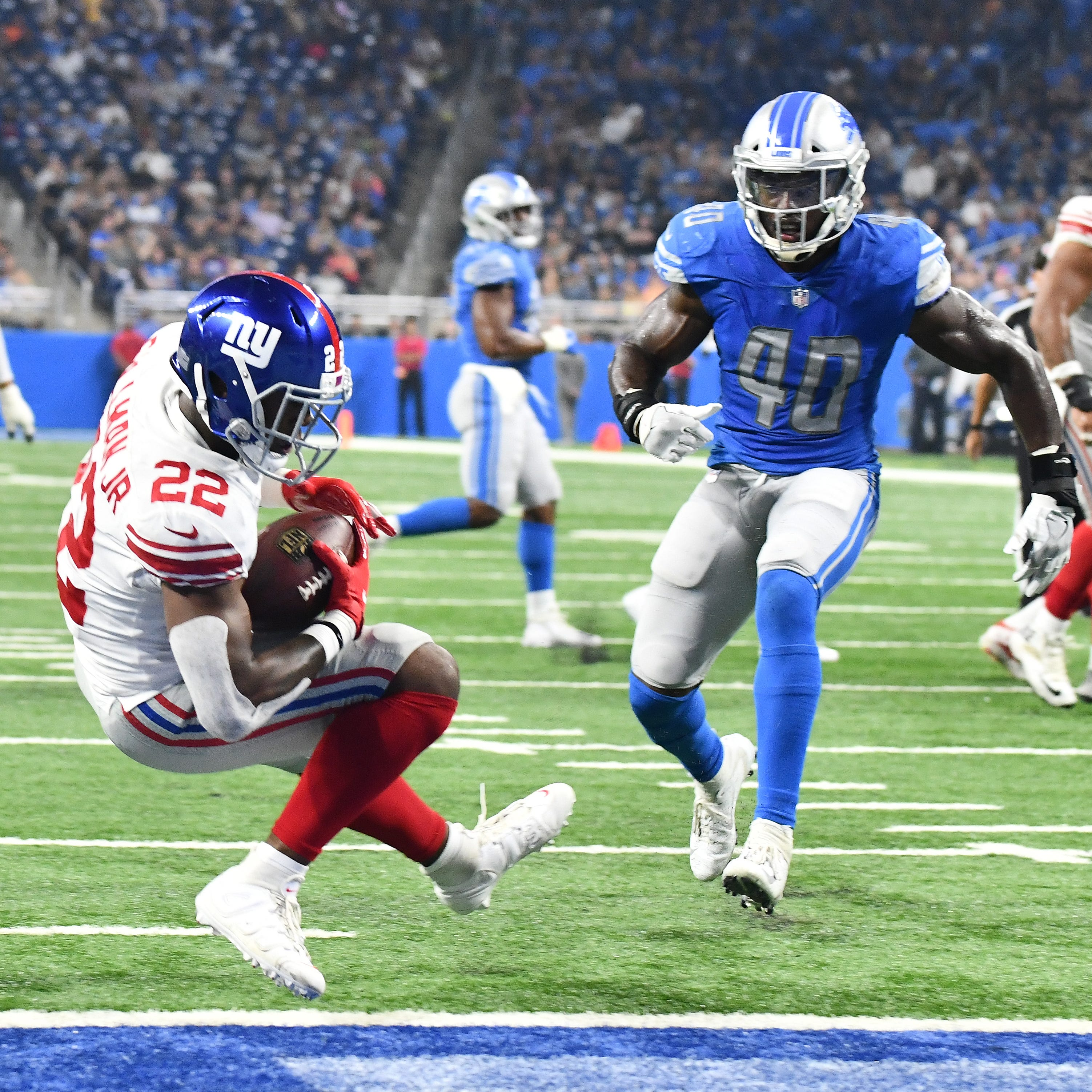 Wojo: Lions look weak, but it's too early to freak