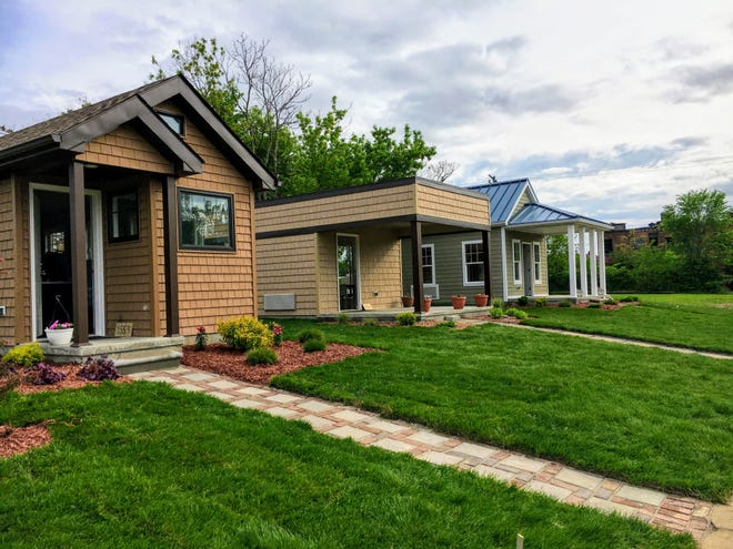 The Tiny Homes Detroit Community is hosting a progressive tour of their six new tiny homes.