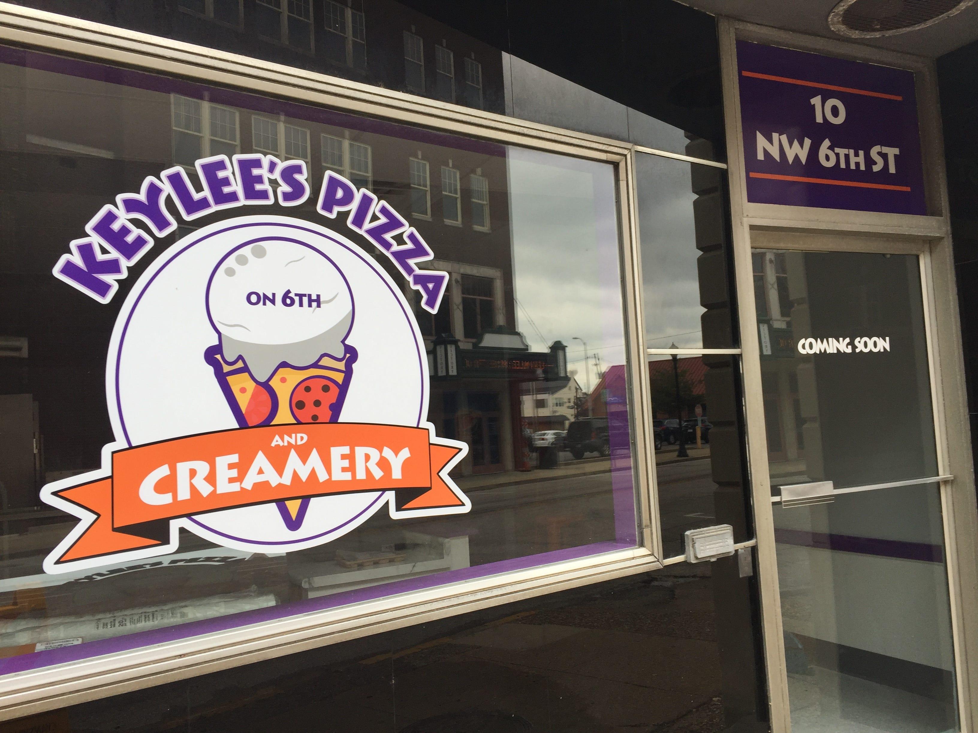 Keylee's Pizza and Creamery