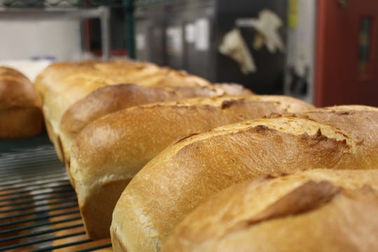 The Moraine Park culinary department will produce hundreds of loaves of bread for the 2018 Fondue Fest.