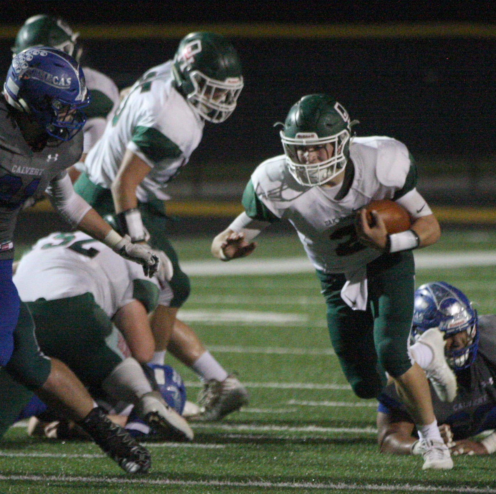 Oak Harbor to veer from traditional offense