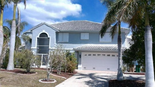 This home at 4403 NW 33rd St., Cape Coral, recently sold for $570,000.