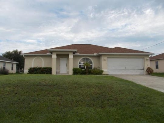 This home at 926 NE 2nd Ave., Cape Coral, recently sold for $555,185.