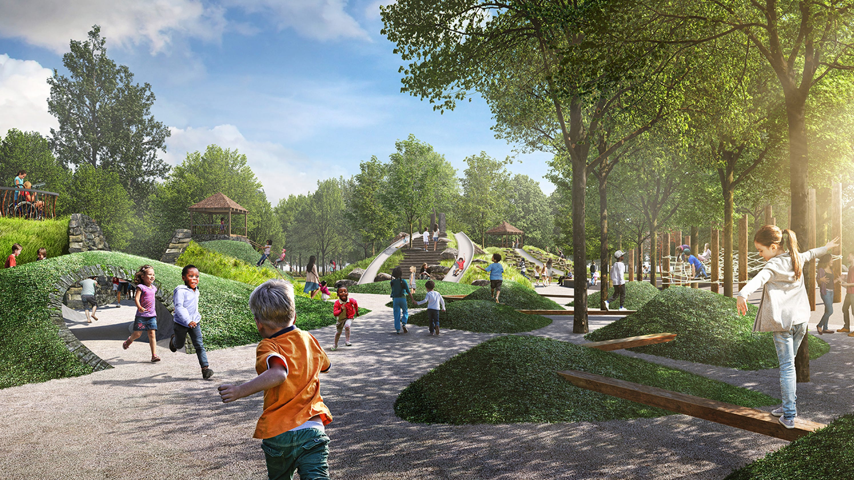 Unity Park could cost $73 million if ultimate vision comes to fruition