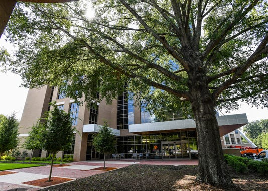 Clemson University S New Nursing School