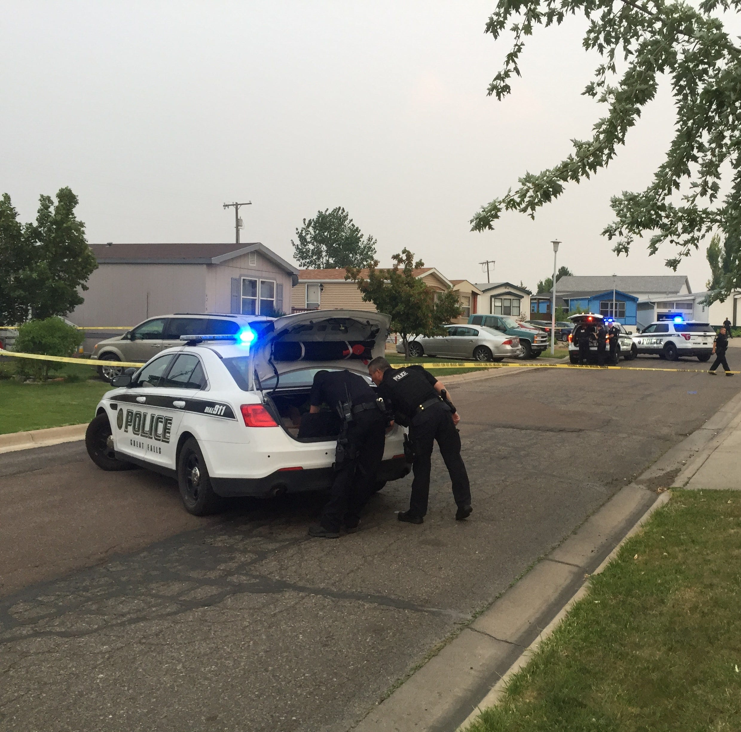 UPDATE: Man dead after Great Falls police involved shooting at mobile home park