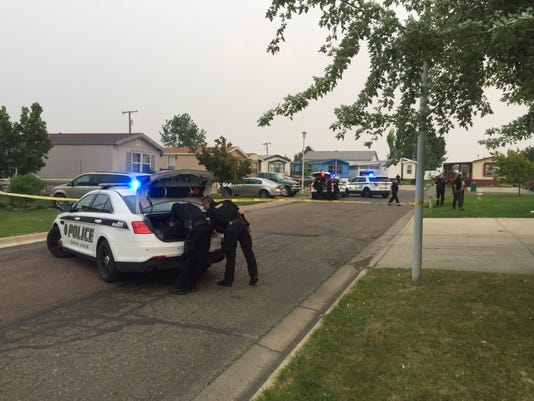 Great Falls Police Shooting