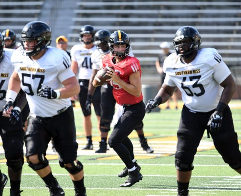 Usm Fall Camp 2