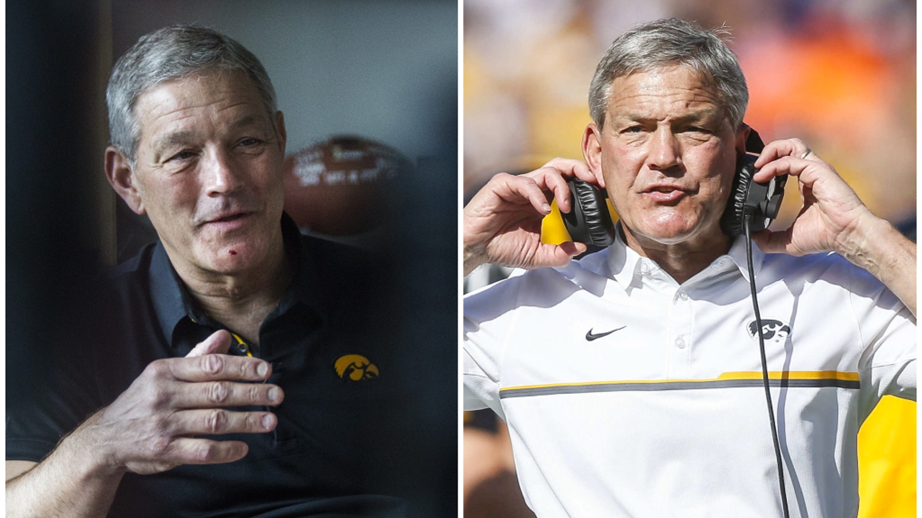 Kirk Ferentz: Overrated or underrated? NCAA football coaches say both