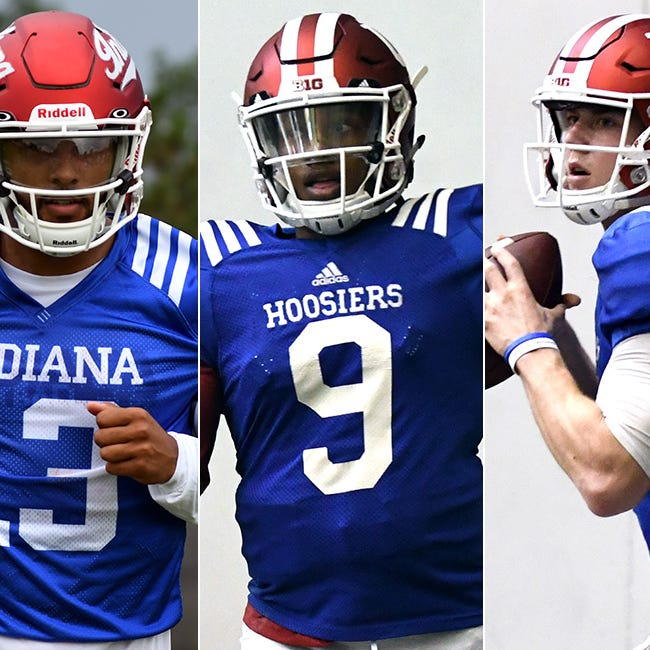 Doyel: QB decision will tell us more about Tom Allen, IU football's future