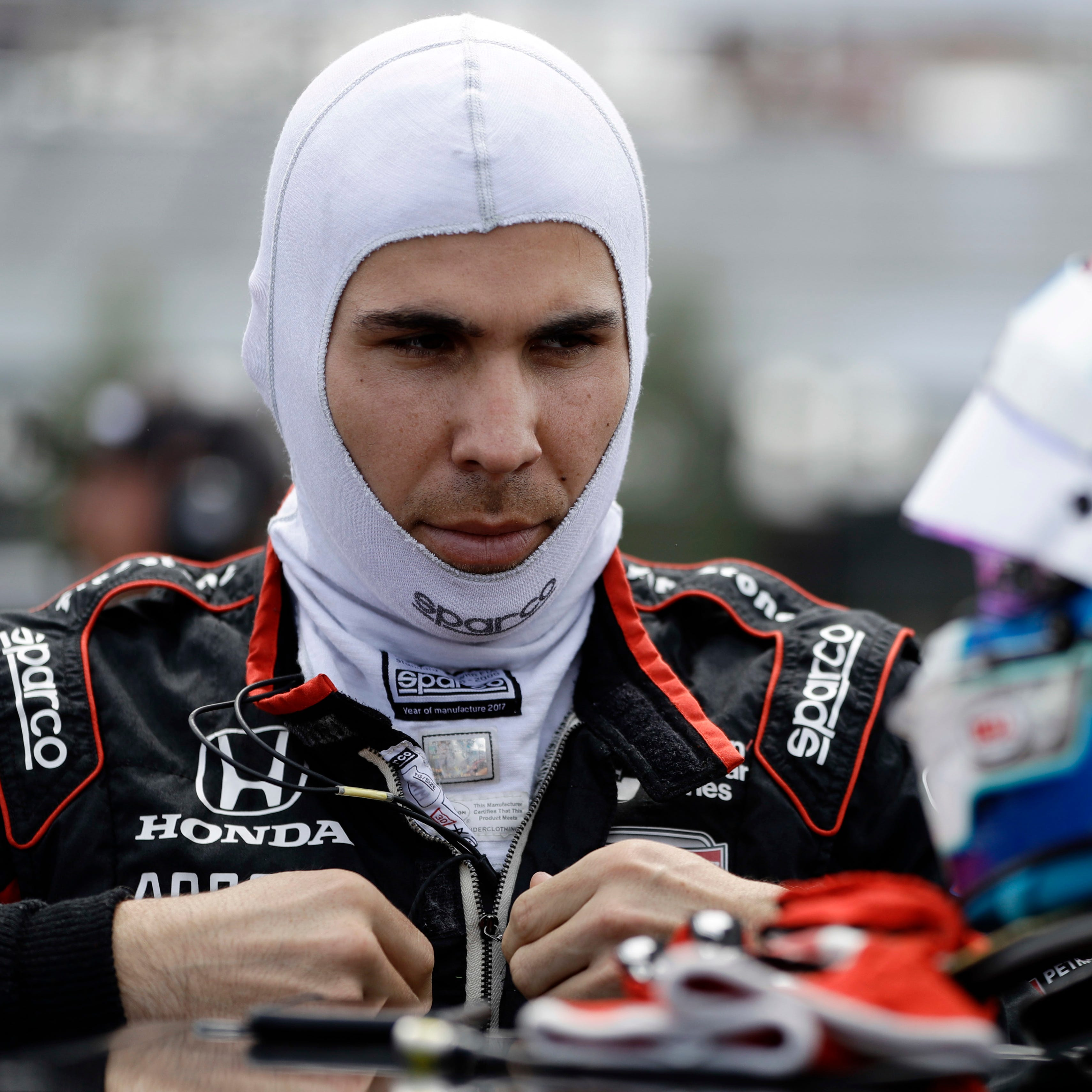 Robert Wickens injures arm, spine, legs in frightening Pocono crash