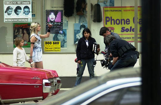 """Filming of the movie """"The Heart is Deceitful Above All Things"""" takes place on Gay Street in downtown Knoxville. The 2004 drama film co-written and directed by Asia Argento."""