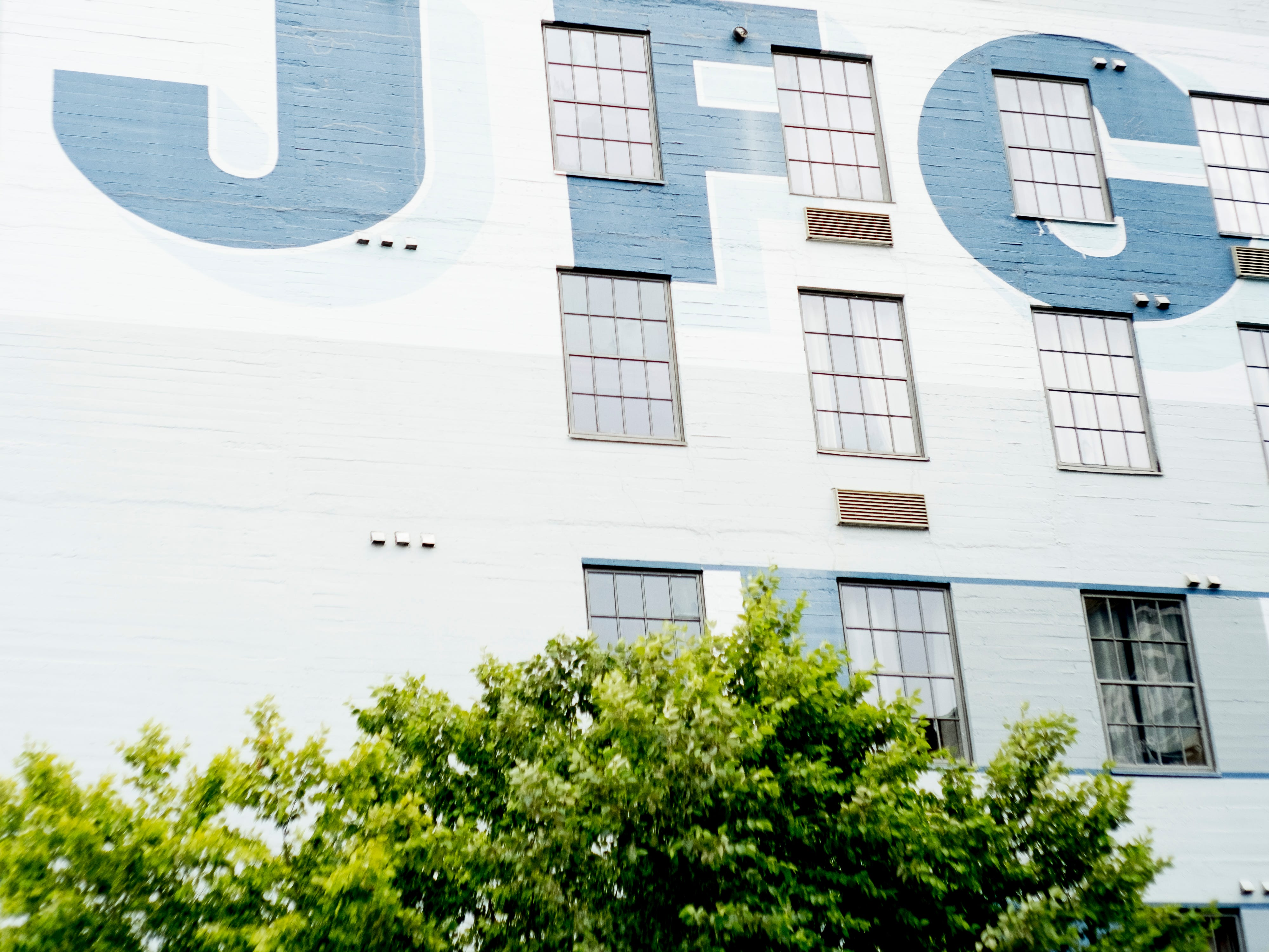 JFG Coffee lofts in Old City in downtown Knoxville, Tennessee on Saturday, August 18, 2018.