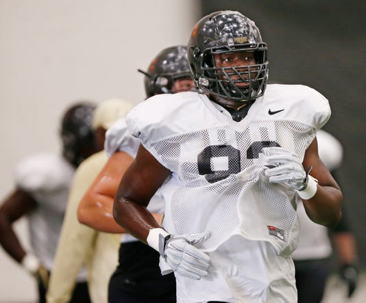 Laf Monday At Purdue Football Practice