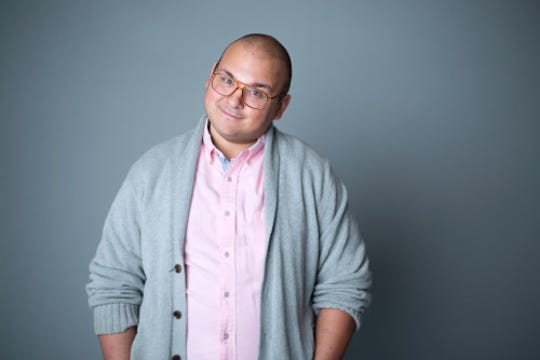 Comedia Stavros Halkias will perform in Lafayette on Sept. 14.