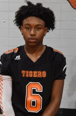 Devin Nicholas is Opelousas High's first-year starter at quarterback.