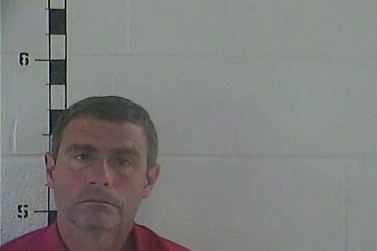 Chris Klenakis was arrested Sunday morning in Shelby County on suspicion of DUI.