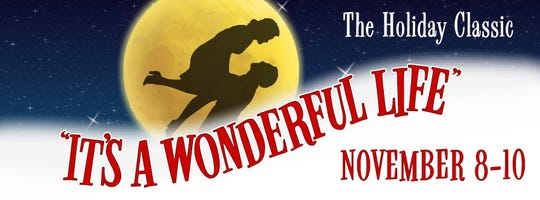 Manitowoc Masquers stages 'It's a Wonderful Life' Nov. 8-10.