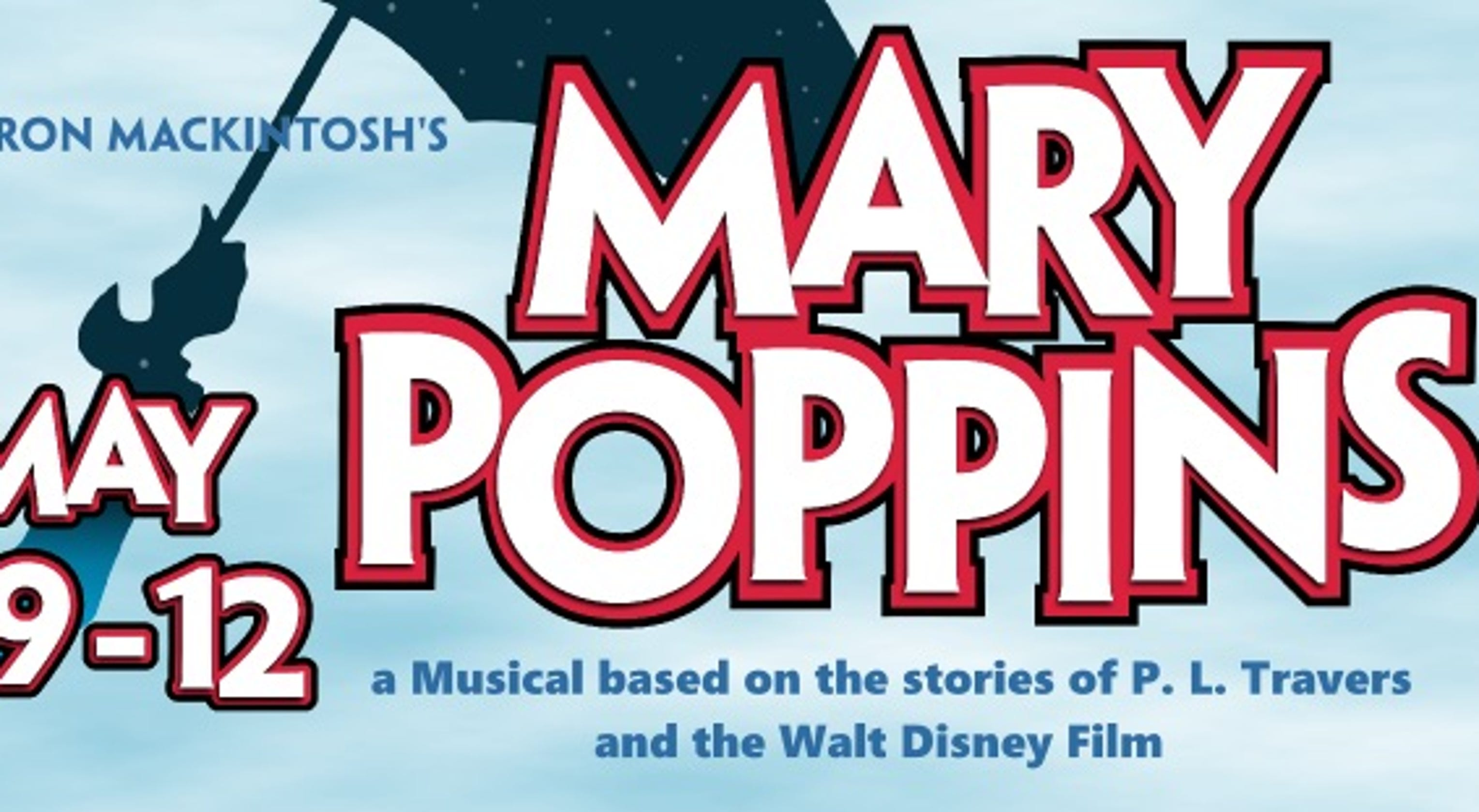 Manitowoc Masquers theater to hold open auditions for 'Mary Poppins'