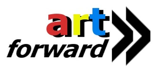 Art Forward logo