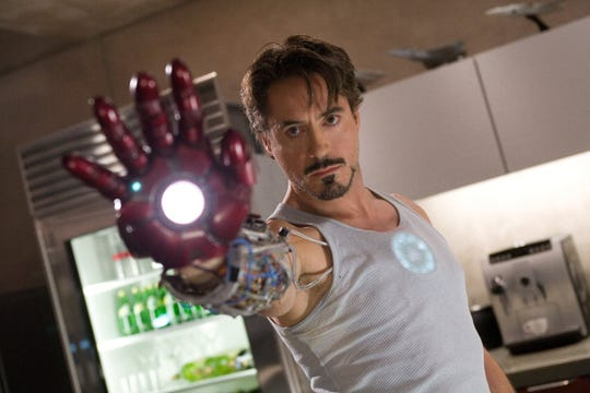 "Has it really been ten years since Robert Downey Jr. redefined the screen superhero in ""Iron Man""? The film that launched the ""Marvel Cinematic Universe"" makes its Memphis IMAX premiere Thursday."