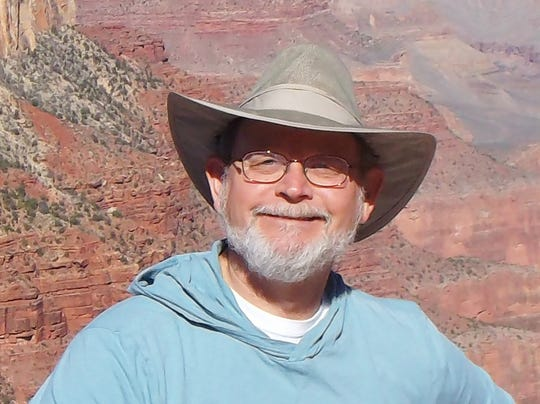 """Desolation Mountain"" author William Kent Krueger."