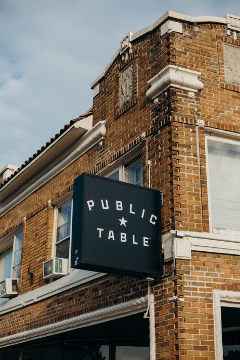 Public Table Restaurant And Bar Opens Aug 23 In West Allis