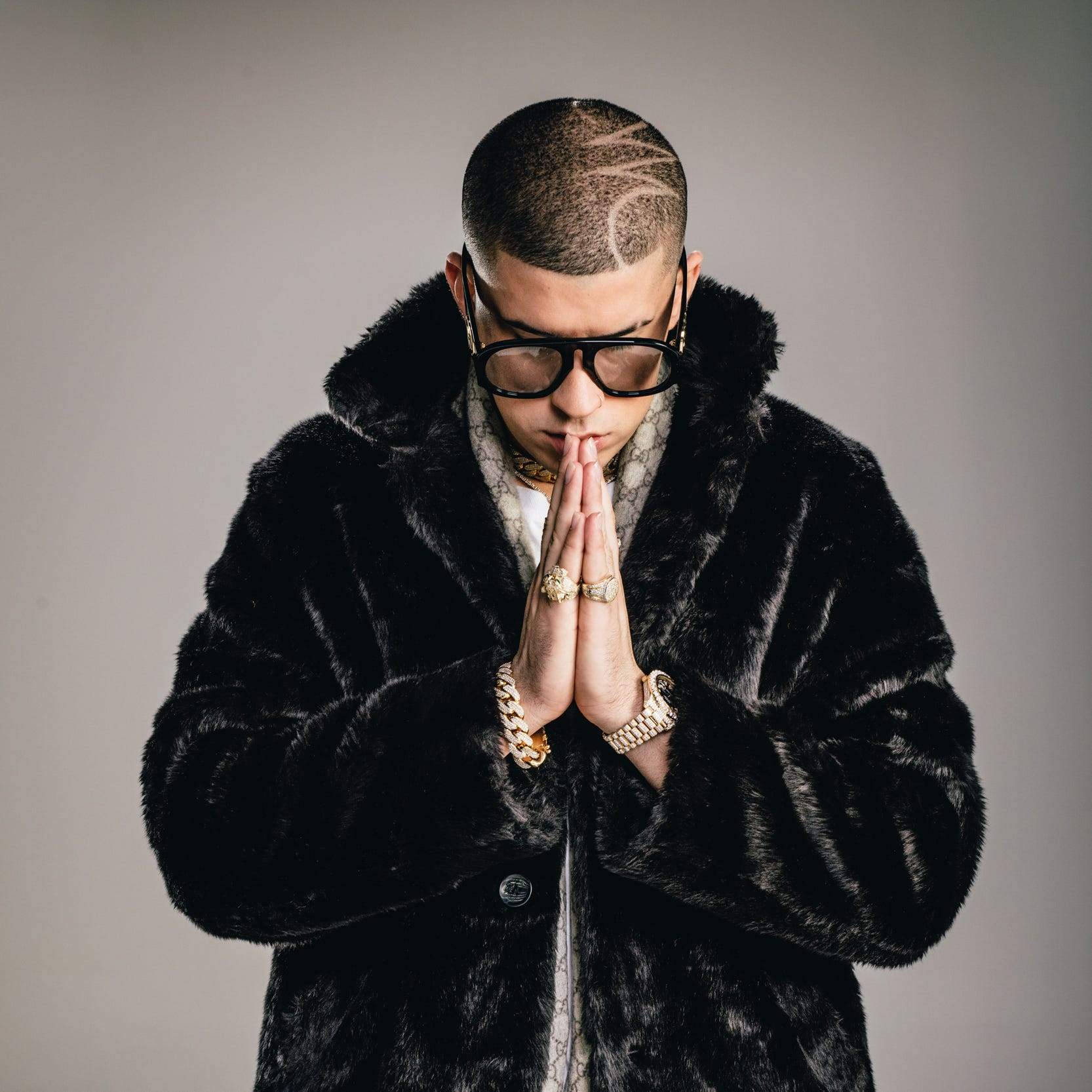 Bad Bunny to play Hertz Arena. Latin star is known for Cardi B's 'I Like It,' more hits