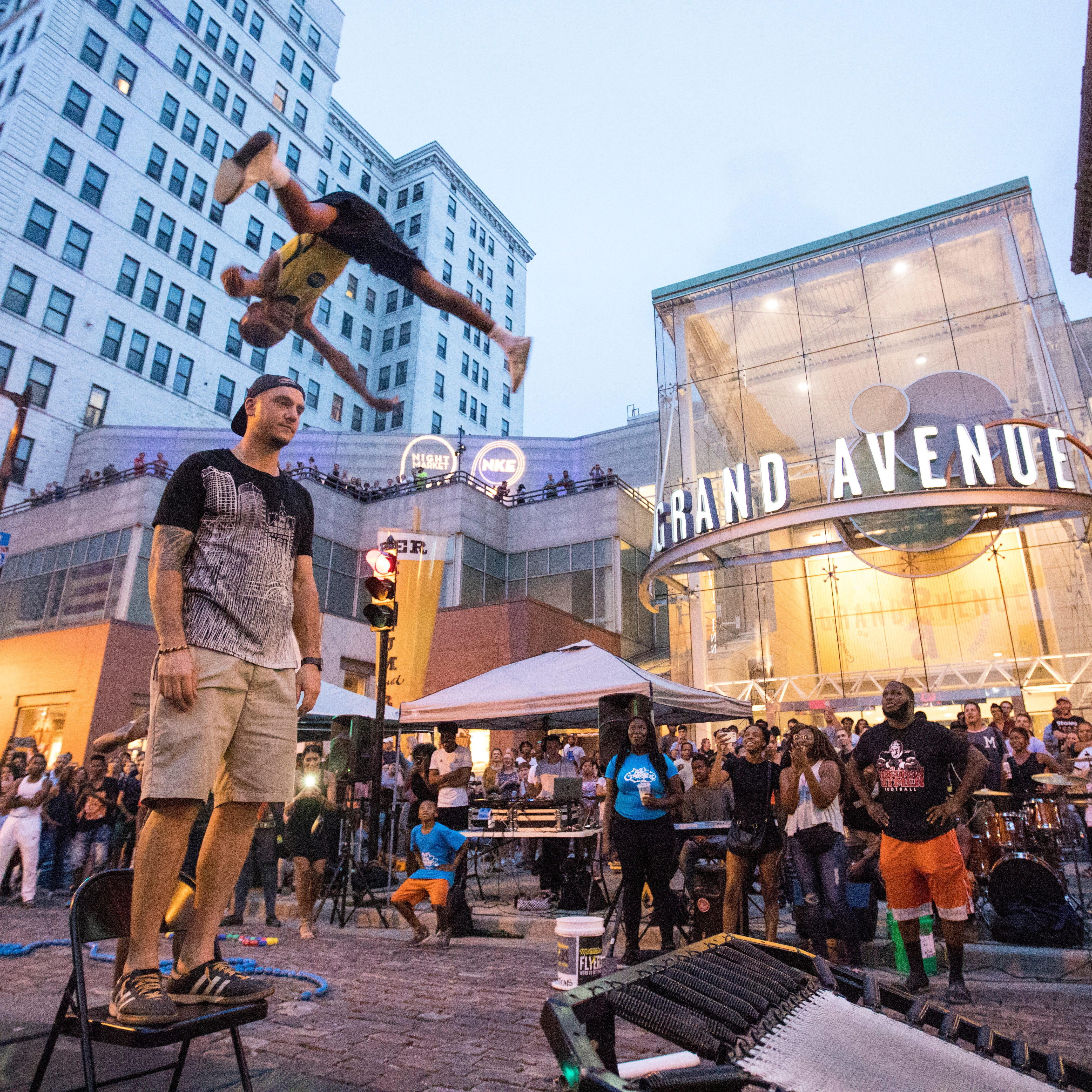 What to expect at the first NEWaukee Night Market of the summer in downtown Milwaukee