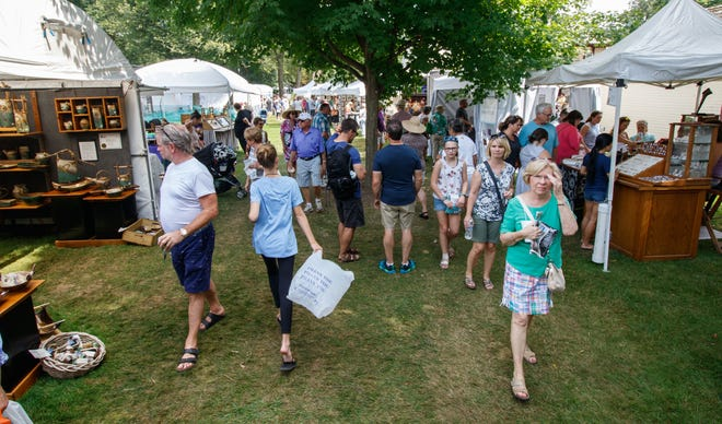 The 50th annual Oconomowoc Festival of the Arts, which was set to take place in August, has been canceled.