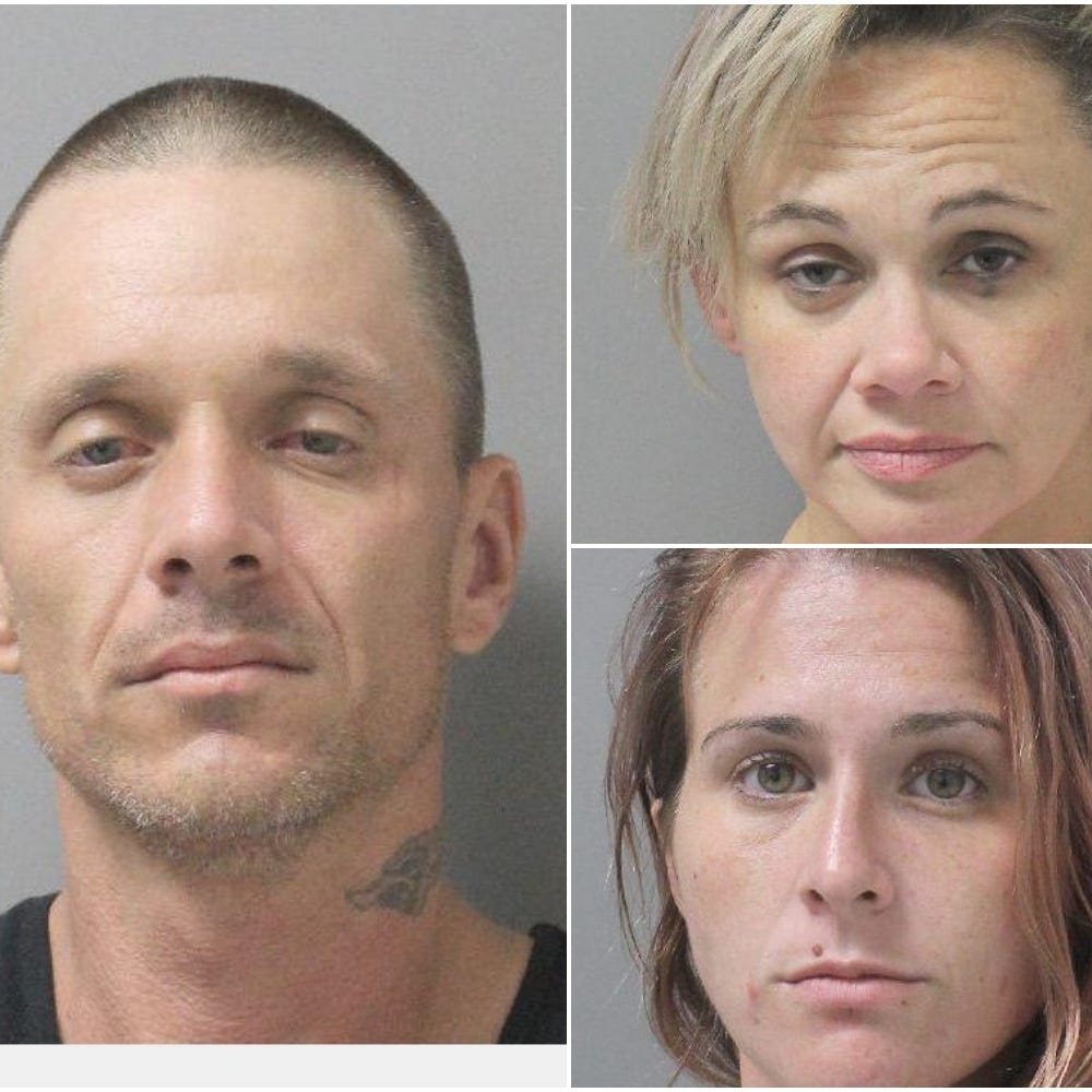 Meth travels by Greyhound on way to Monroe; three face charges related to journey