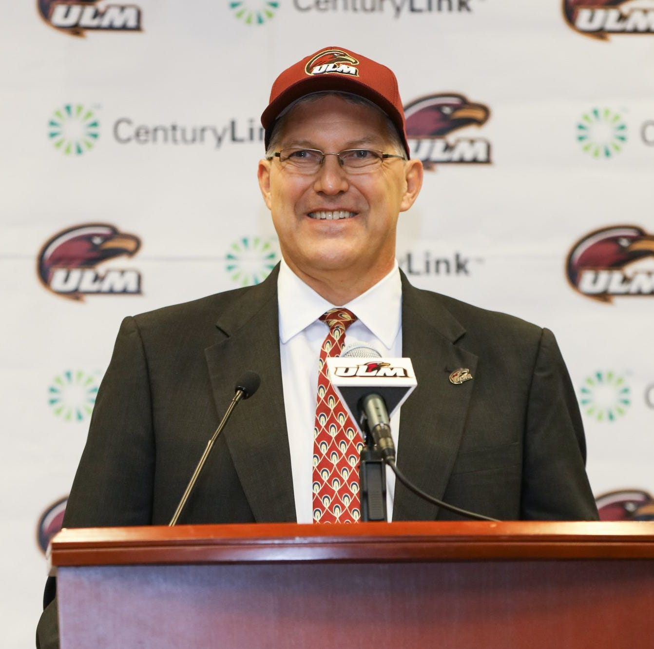 ULM athletic director Floyd resigns, cites health issue