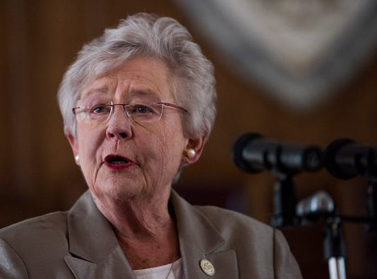 Kay Ivey Aug 20 2018