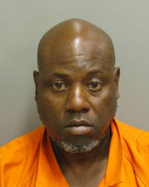 Gerald Levon Lamar was charged with first-degree rape after a Montgomery woman reported the assault to police.