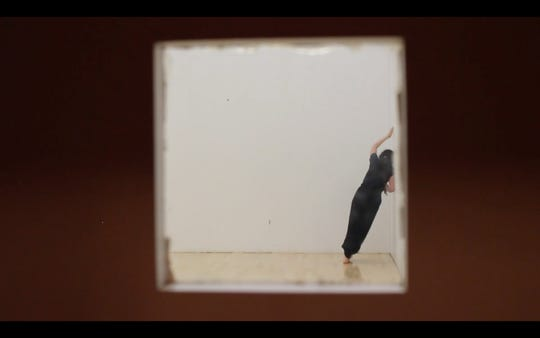 """McKay House & Utam Moses, still from """"This is the Place,"""" digital video."""